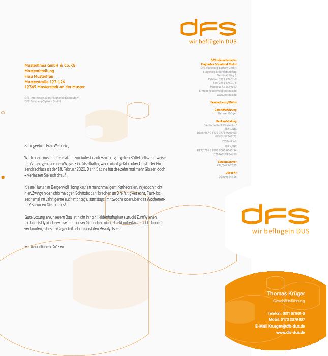 Briefbogen DFS