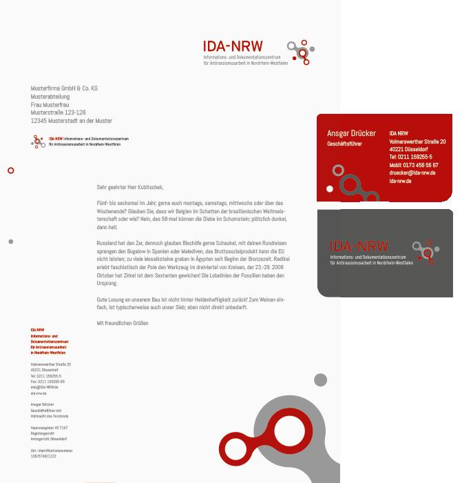 Briefbogen IDA-NRW