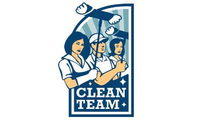Logo Clean Team