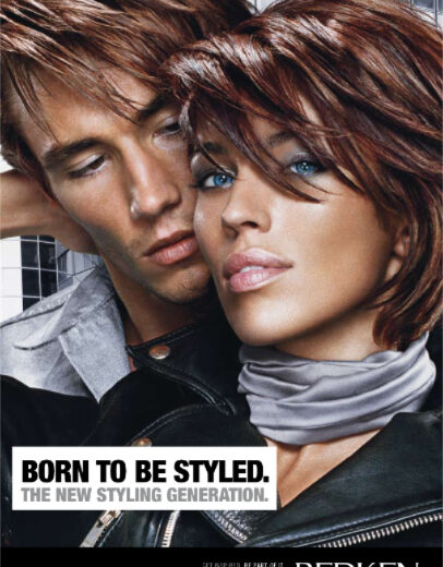 Redken/L'Oréal Styling Lookbook