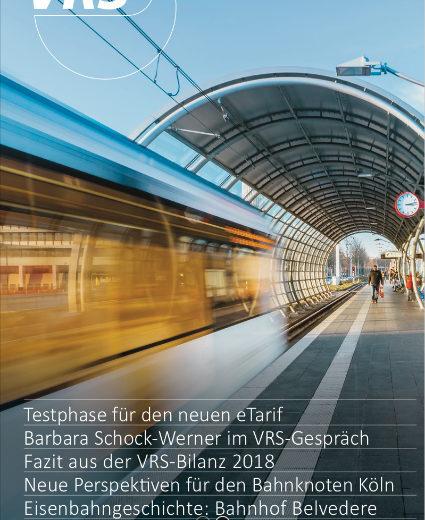VRS Verkehrsverbund Rhein-Sieg Verbundbericht