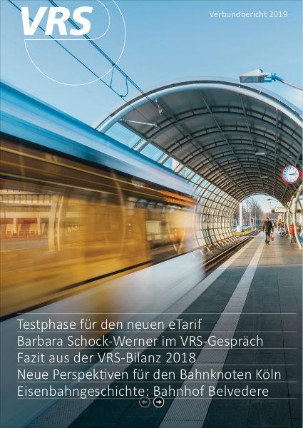 VRS Verbundbericht Titel